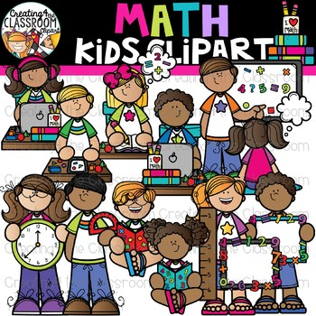 clip art freeuse library . Math clipart for kids