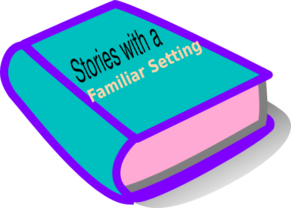 free Setting clipart. Stories with a familiar