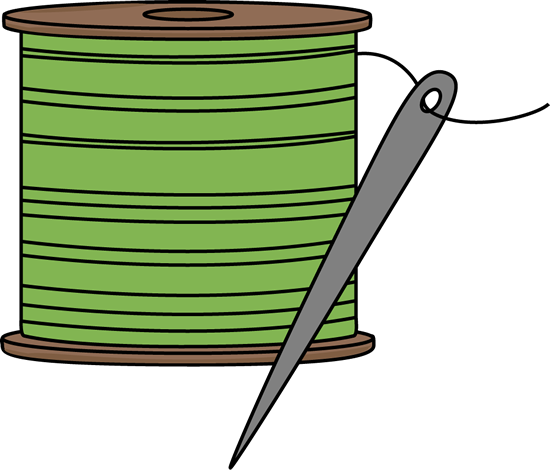 png free stock Sewing clipart. Clip art images needle.