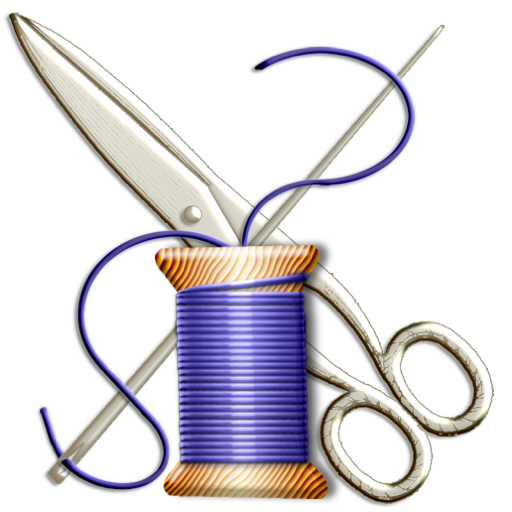 graphic library download Free clip art images. Sewing clipart.