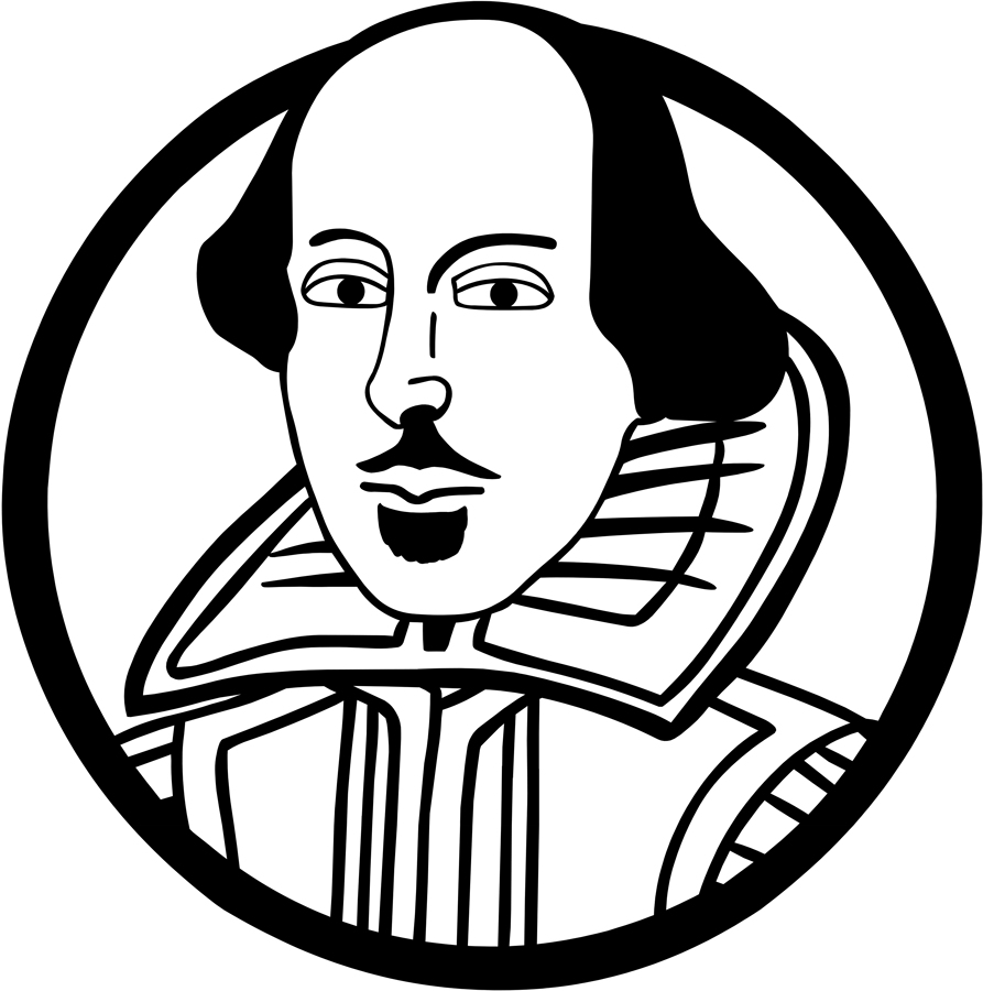 png transparent library Shakespeare clipart. Free william cliparts download.