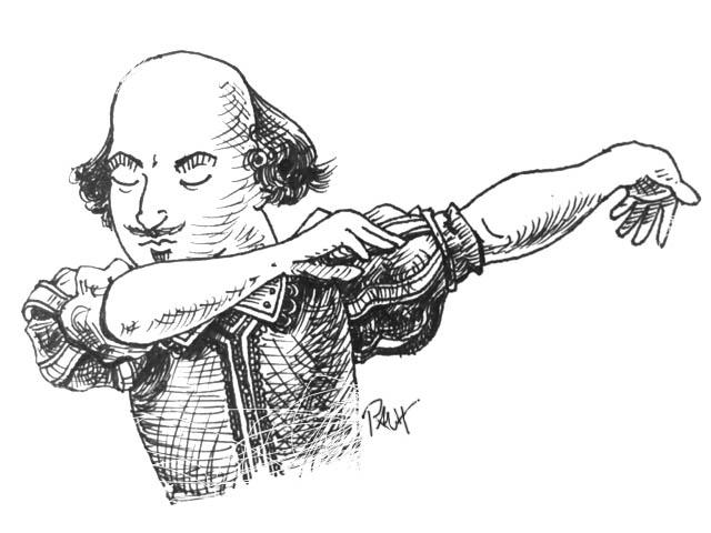 clip free Shakespeare in the City unlocks student creativity