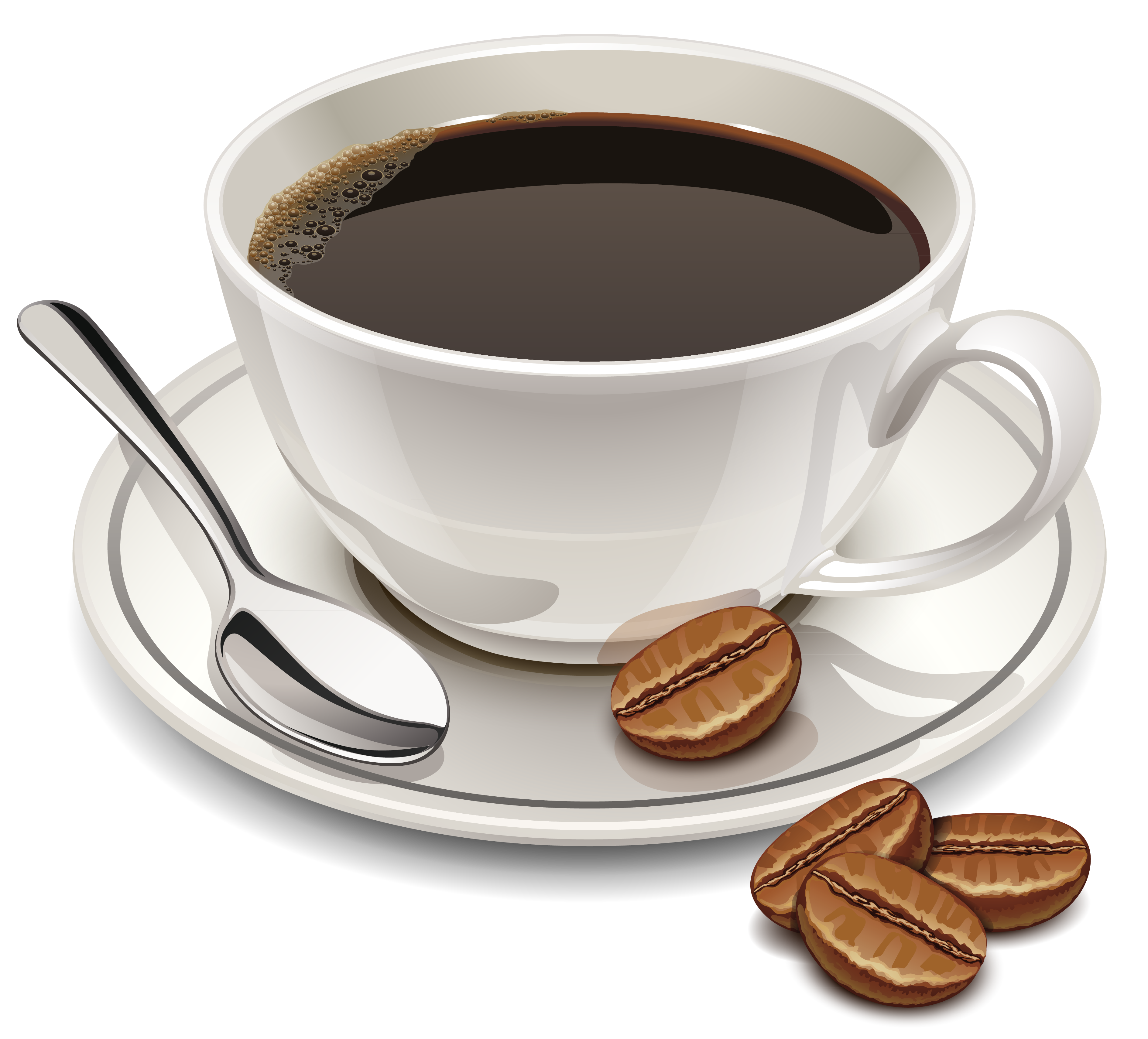 svg Cup of Coffee PNG Vector Clipart