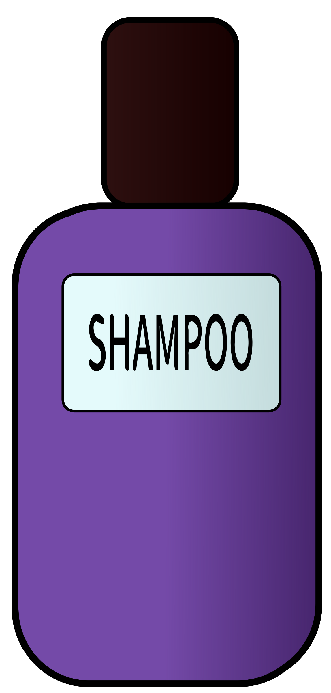 banner freeuse library Shampoo clipart. Big image png