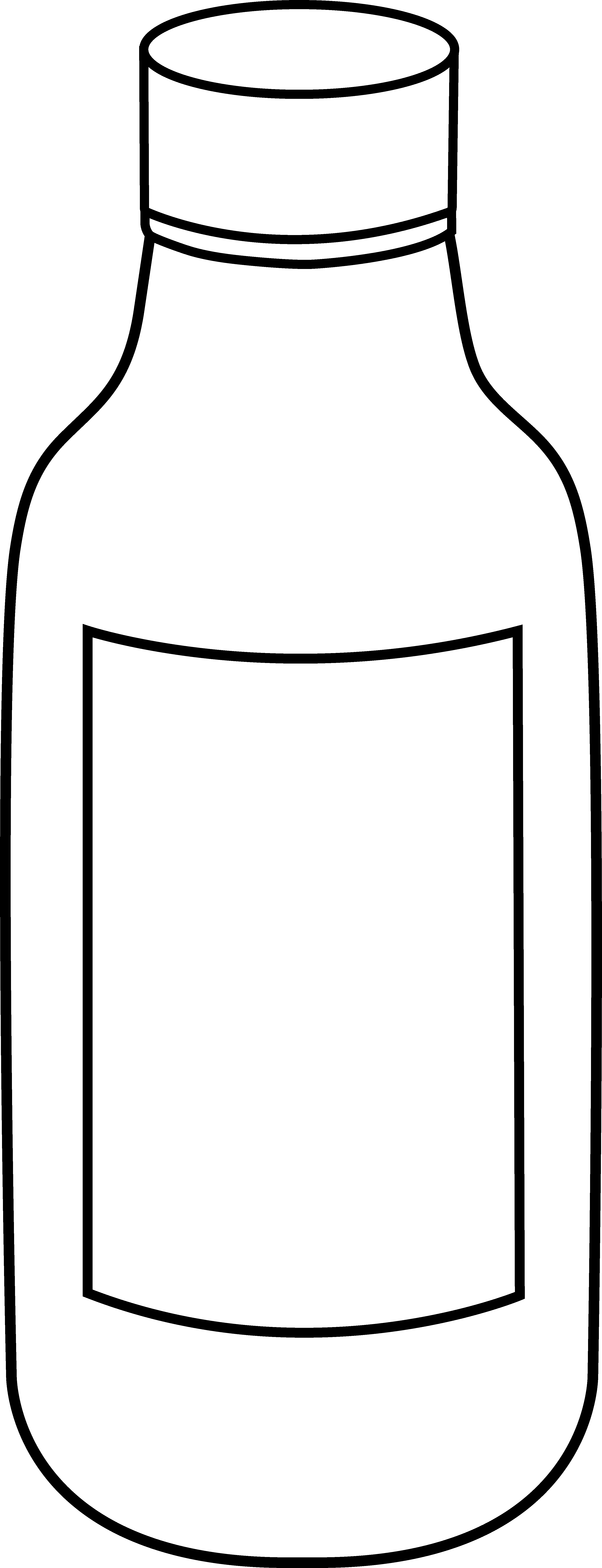 banner library stock Water bottle panda free. Soda clipart black and white