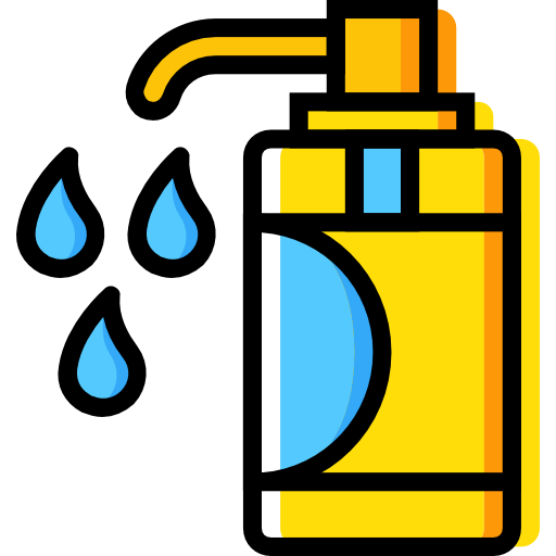 clip art freeuse stock Shampoo Icon