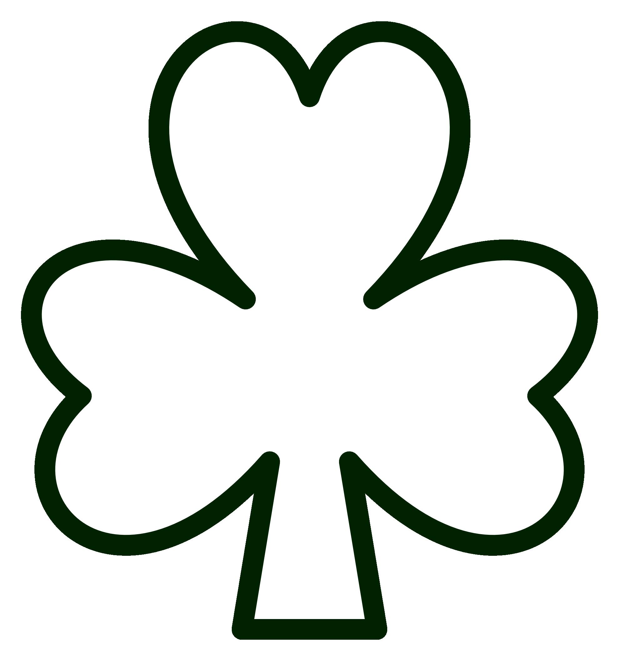 jpg freeuse stock St Patrick S Day Shamrock Clip Art