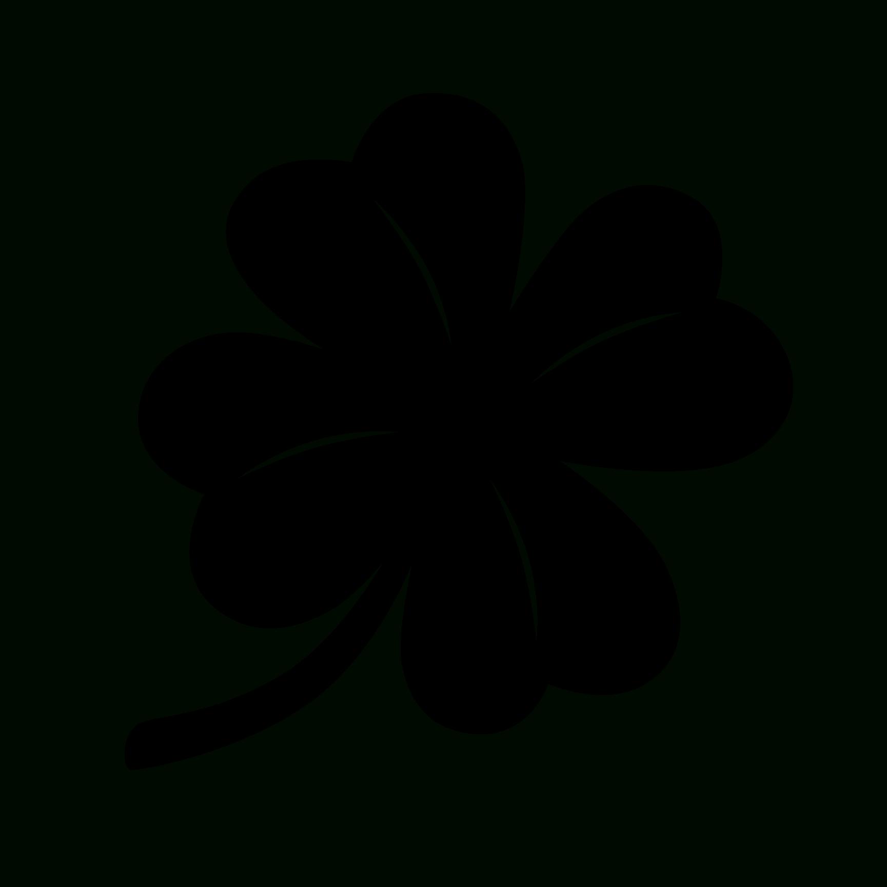jpg shamrock transparent black clover #102878375