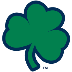 clipart free library Notre Dame Fighting Irish Alternate Logo