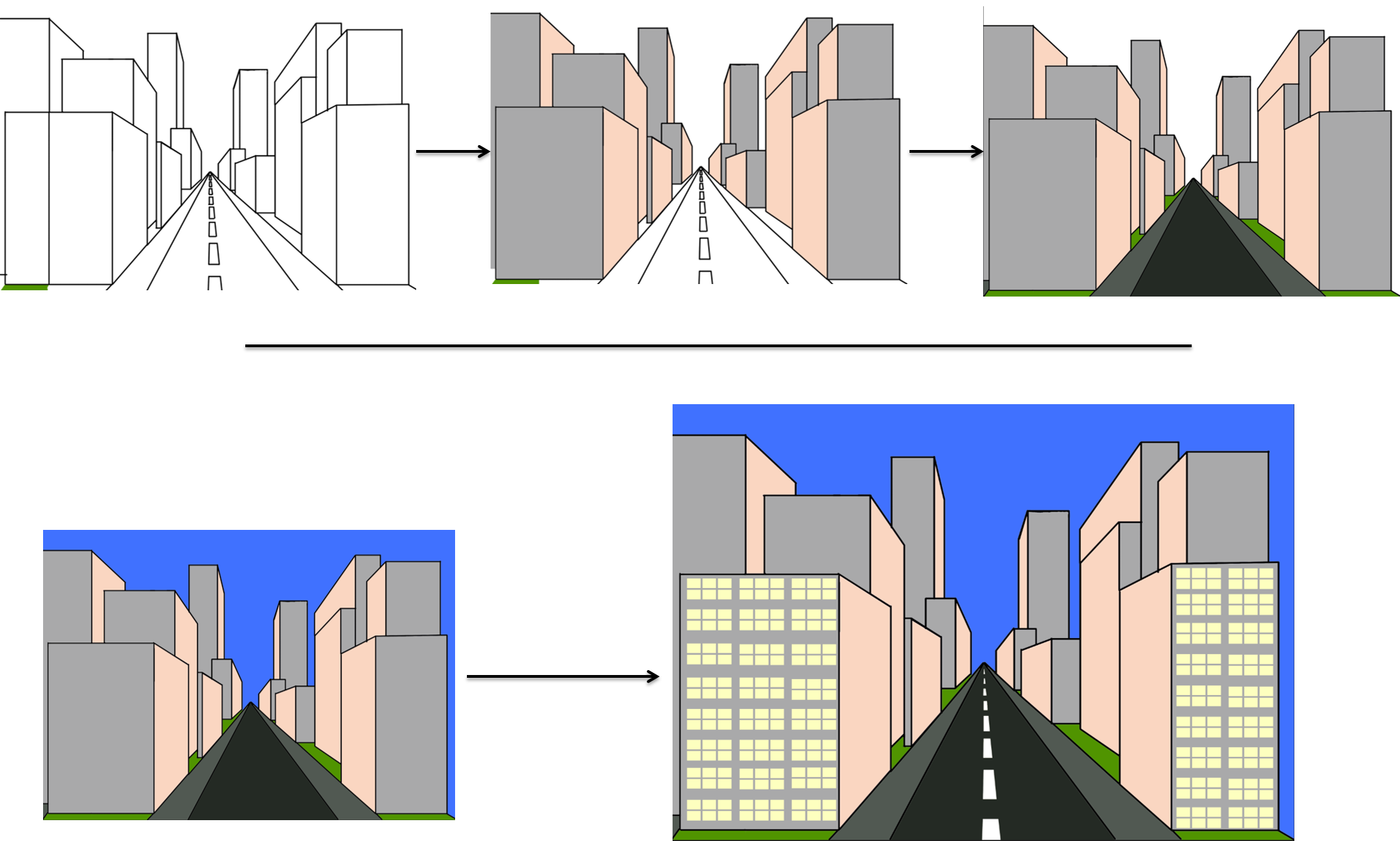 free download Perspective Drawing