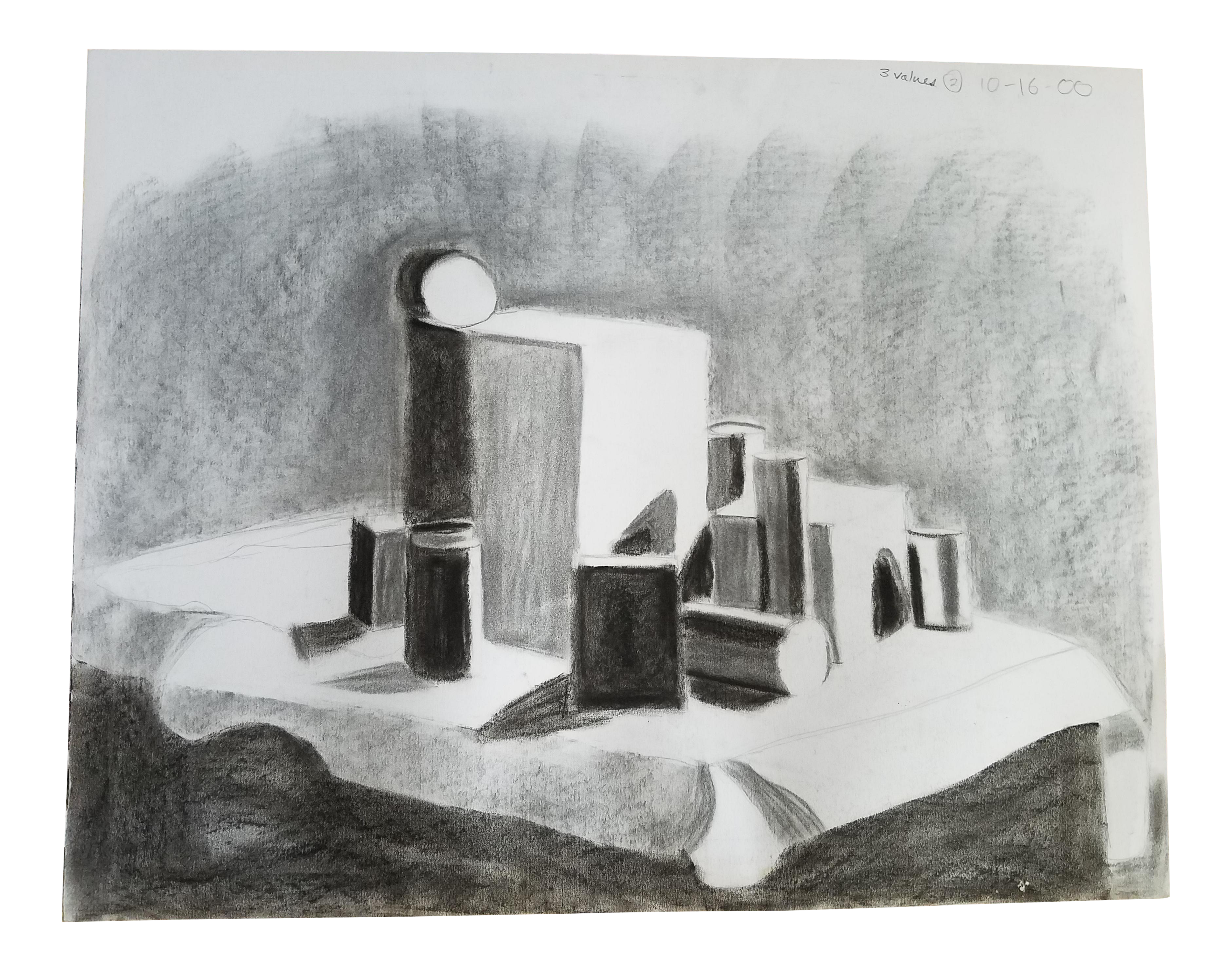 vector freeuse stock Drawing charcoal beach. Shapes chairish