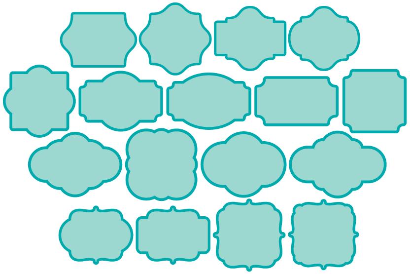 svg free Svg frames square. Pin on