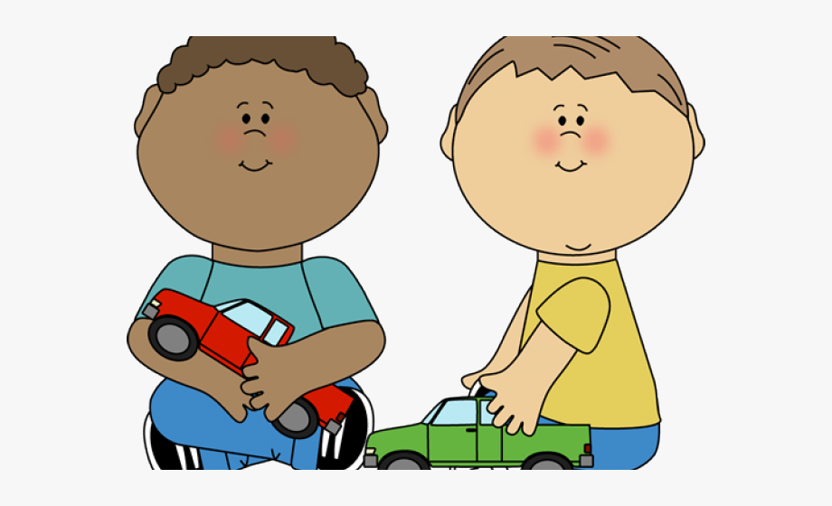 jpg free Sharing clipart. Playing kids kid puzzle.