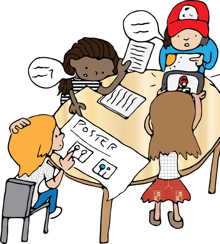 png freeuse download Cooperative the learner picture. Share clipart.