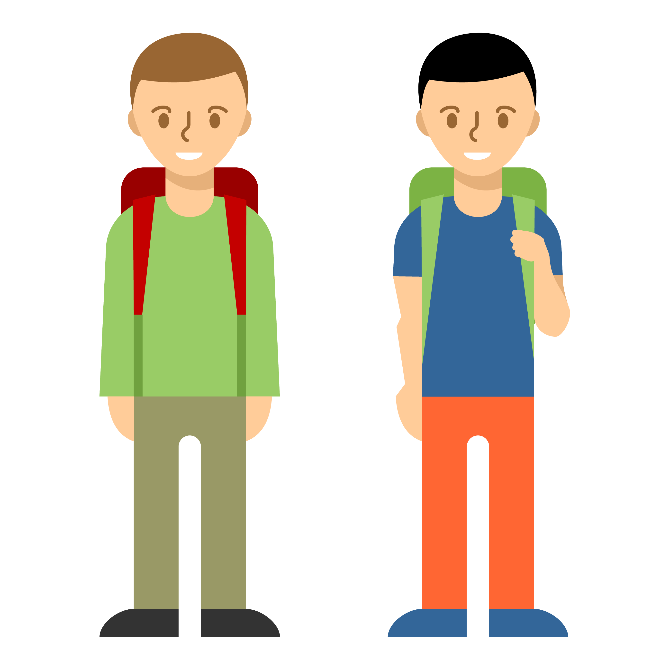 clipart freeuse download Student Estudante Drawing