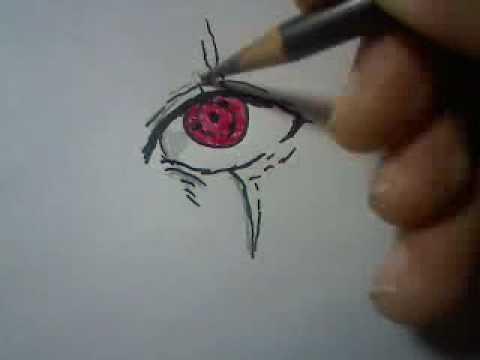 svg freeuse stock How to Draw Sharingan