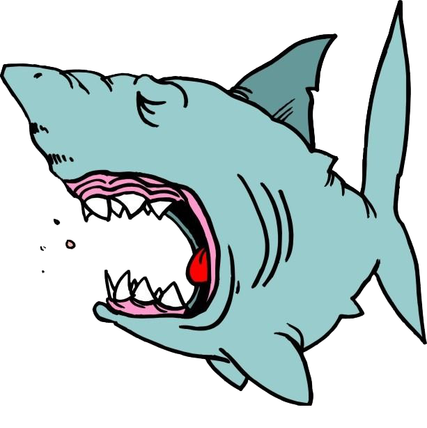 clipart stock Shark Animation Clip art