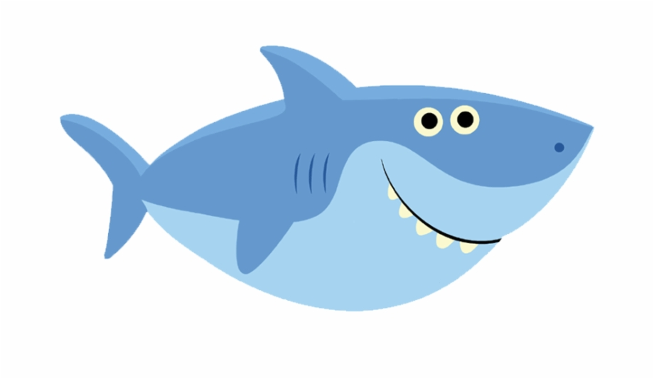 picture royalty free Shark clipart. Baby song daddy clip.