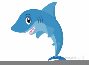 clip black and white download Animated free images at. Sharks clipart