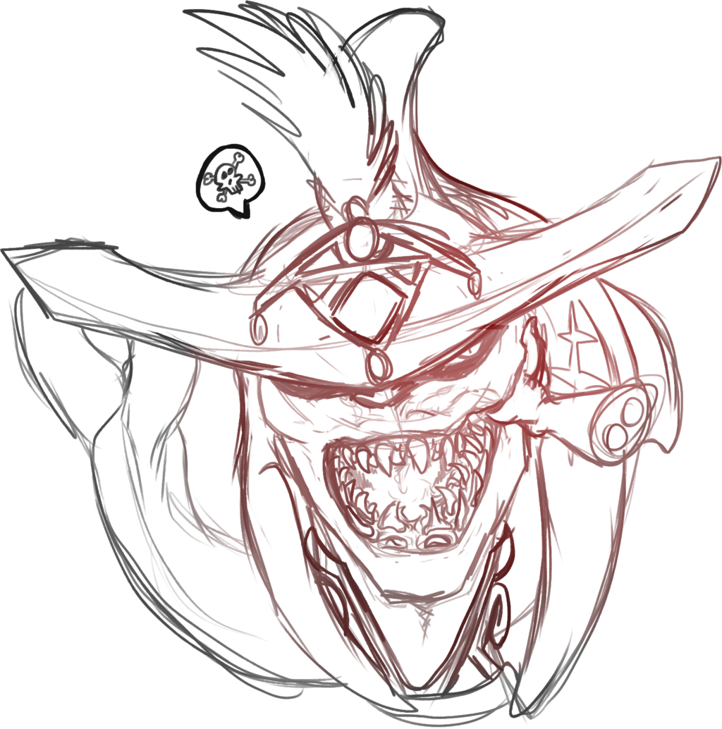 banner free library Drawing pic sketch. Sharp teeth at getdrawings