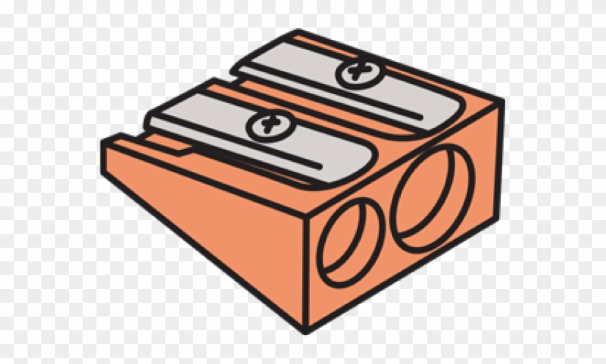 graphic library library Sharpener clipart. Pencil transparent