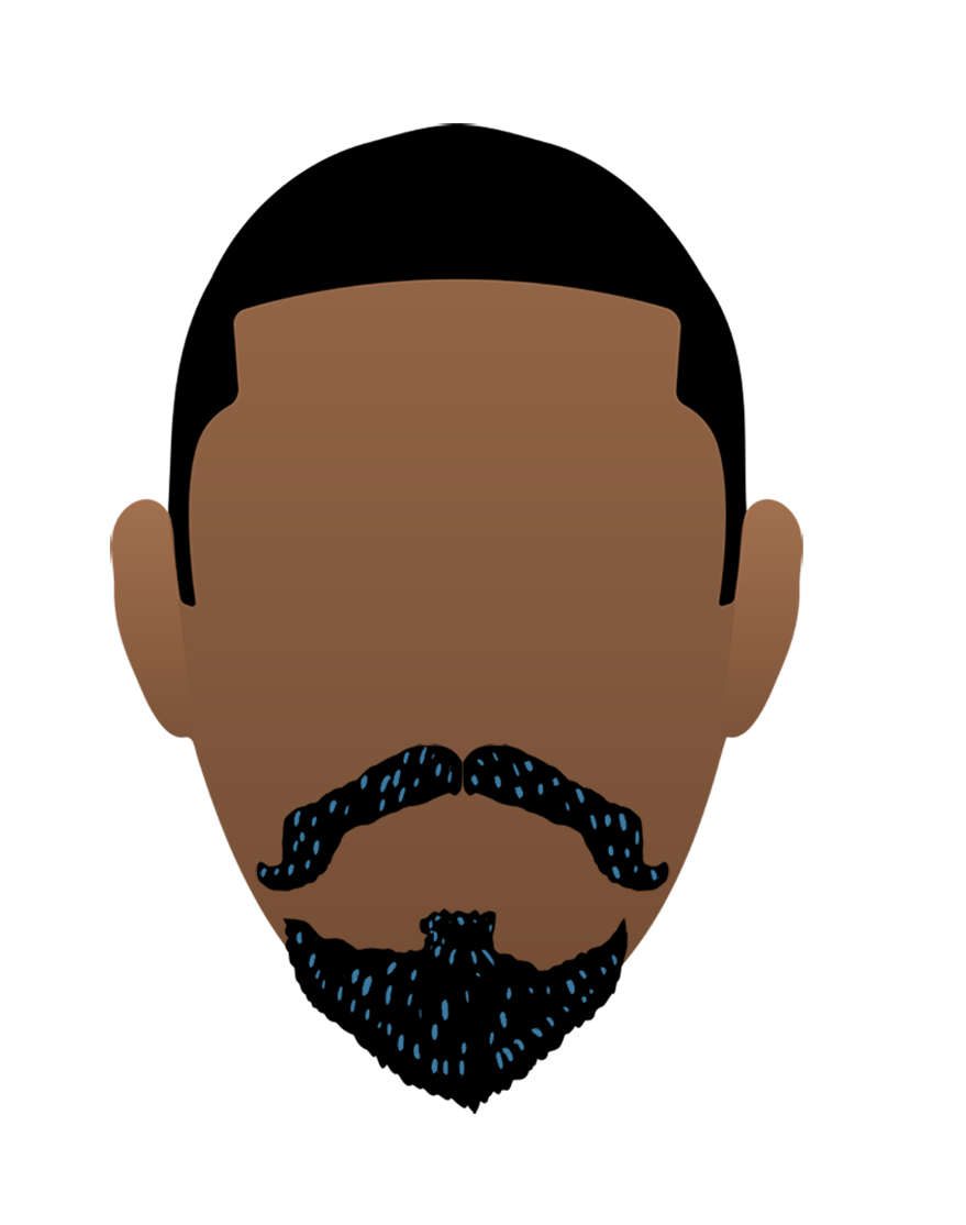 clipart library stock Beard clipart bearded man. How to shave off