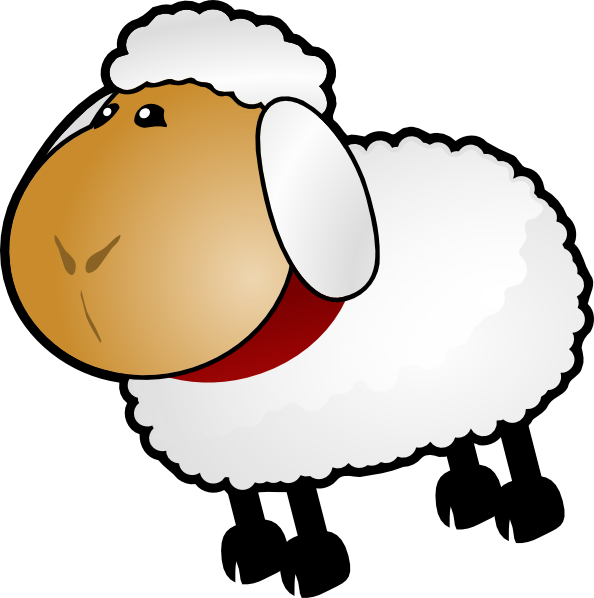 png library library Sheep clipart. Rotate clip art at.