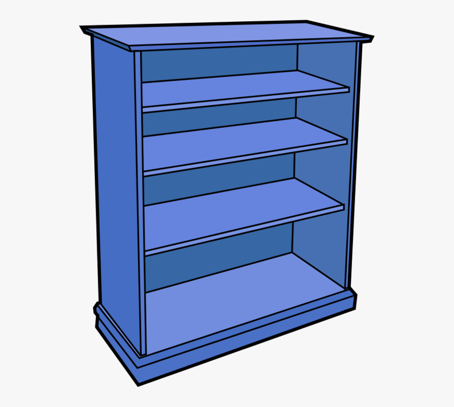png transparent download Shelf clipart. Free cliparts empty book