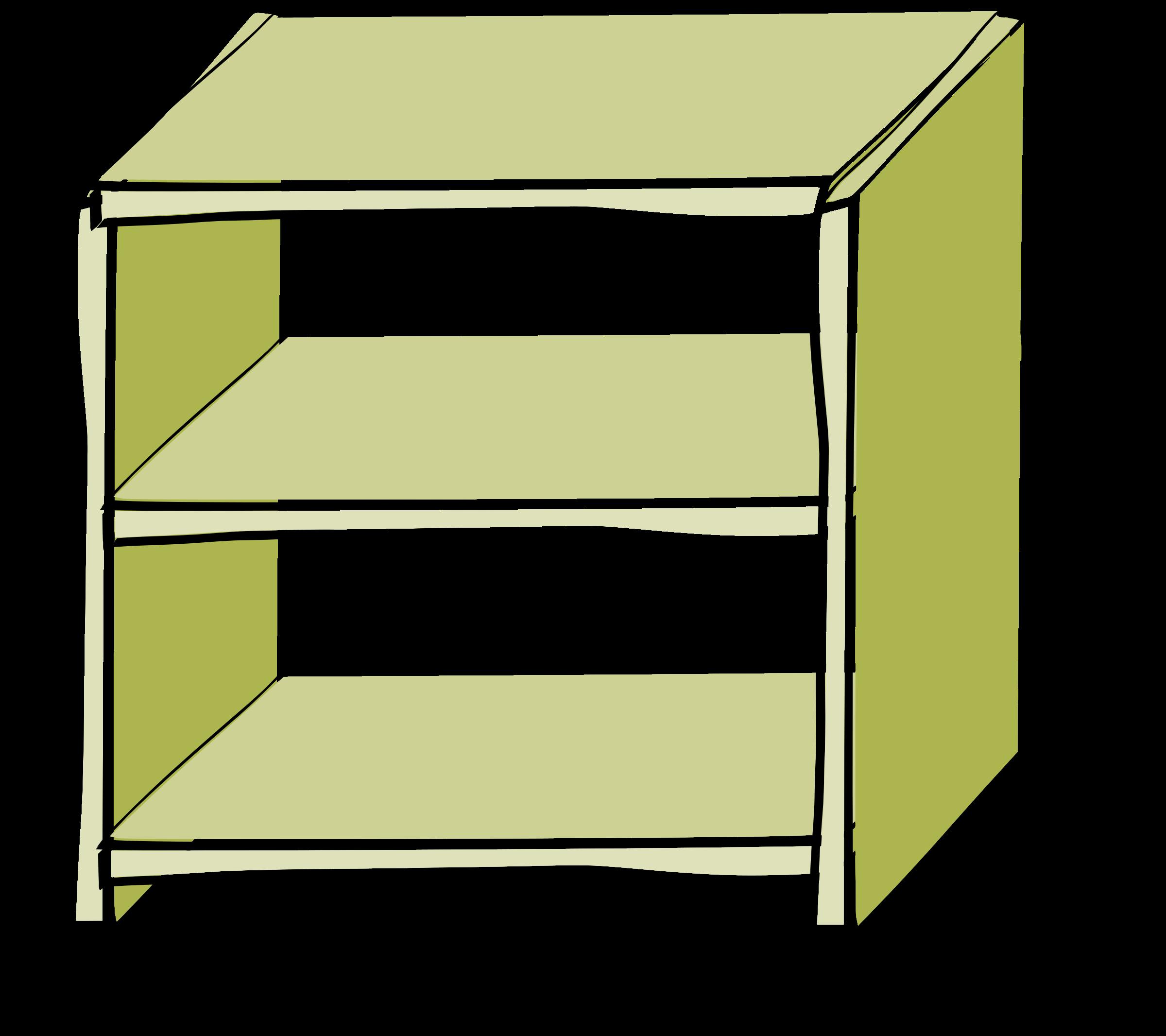 clipart transparent download Clipart comic style shelves. Bookshelf vector cabinet