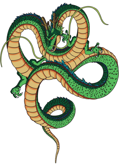 clip royalty free library Shenron