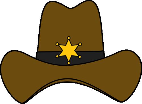 jpg transparent download Sheriff clipart. Cowboy hat texas pinterest.