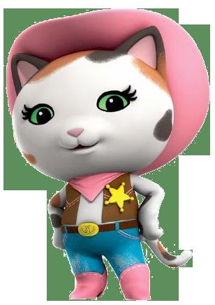image free stock Sheriff Callie