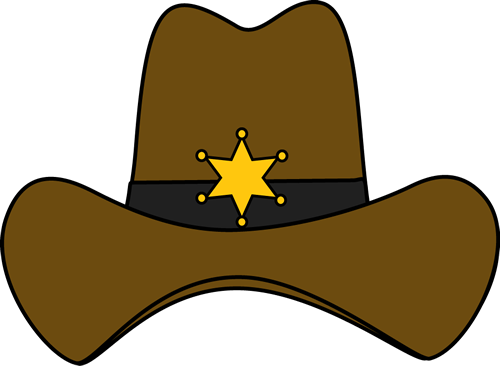 image royalty free stock Western Hat Clipart