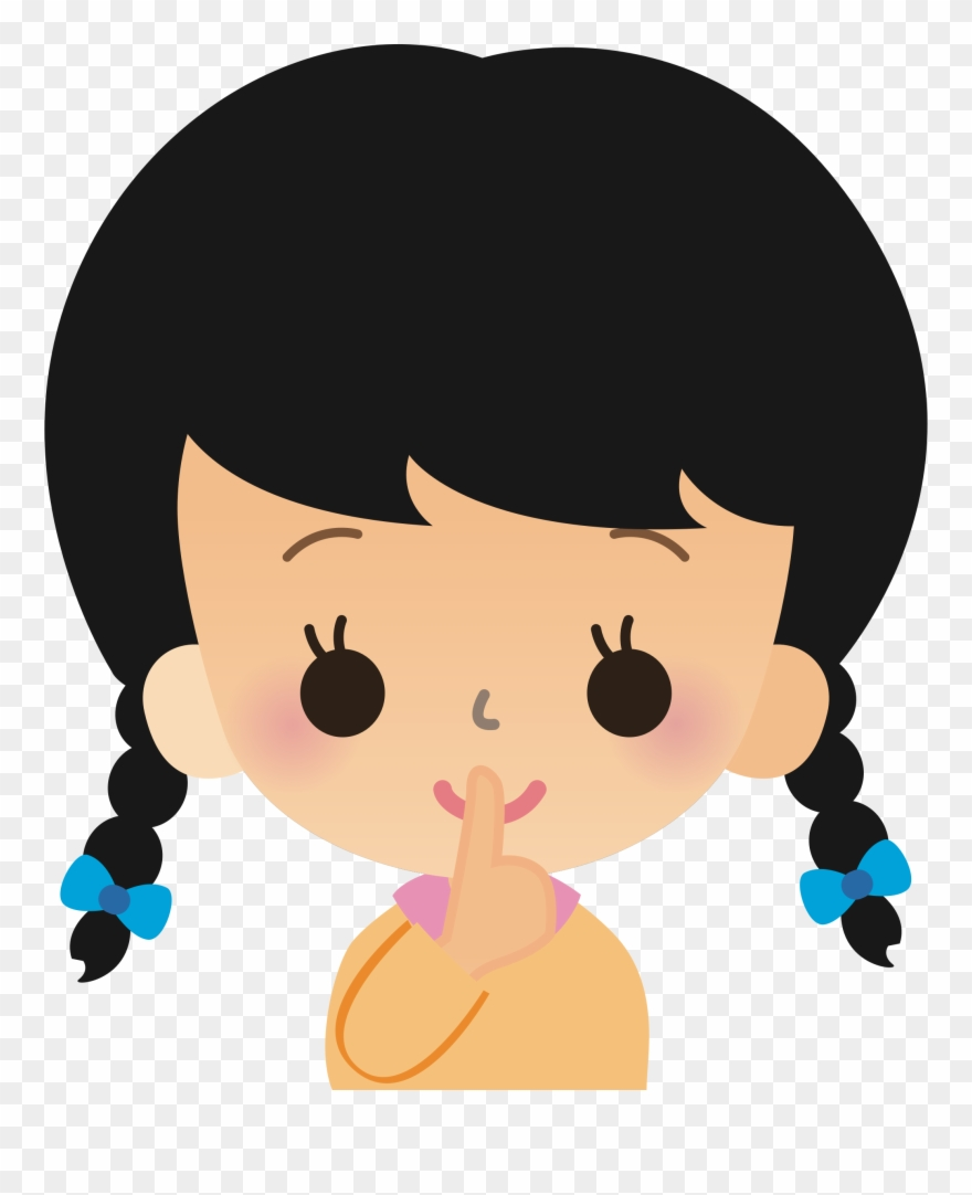 svg freeuse download Shhh clipart baby. Cartoon cheek nose illustration