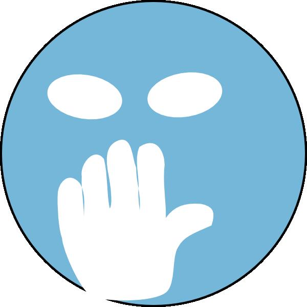 svg free stock Shhh Clip Art at Clker