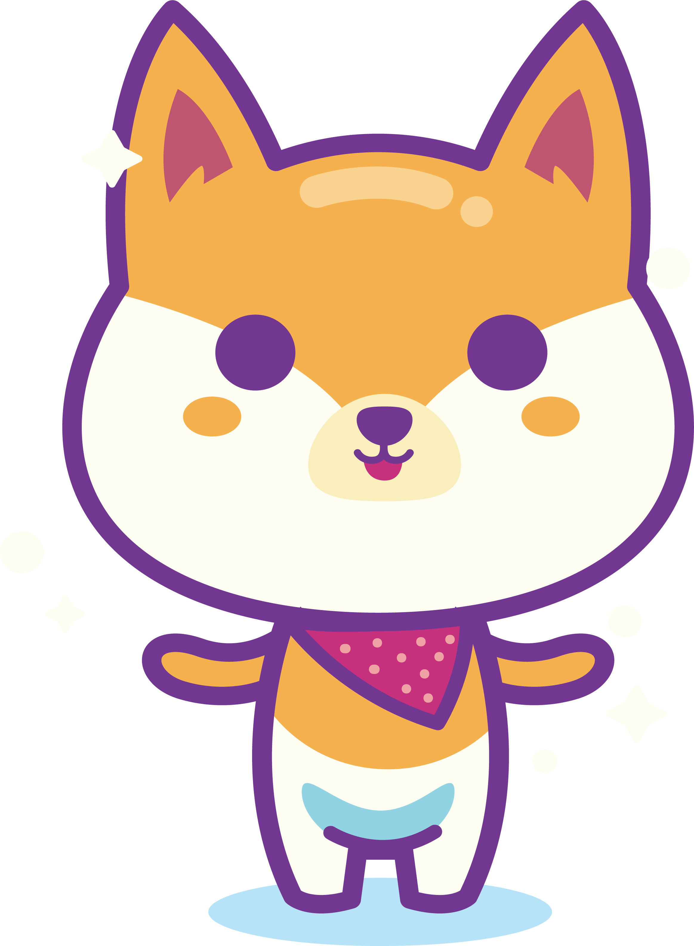png freeuse download Shiba Inu Puppy Whiskers Cartoon Clip art