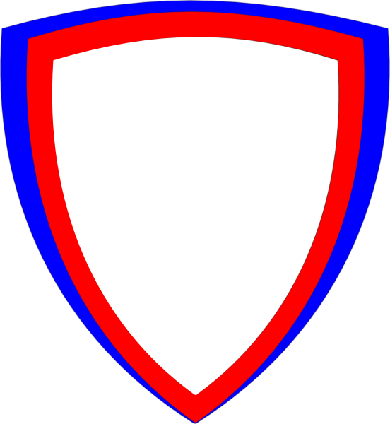 library Double Shield Clip Art at Clker
