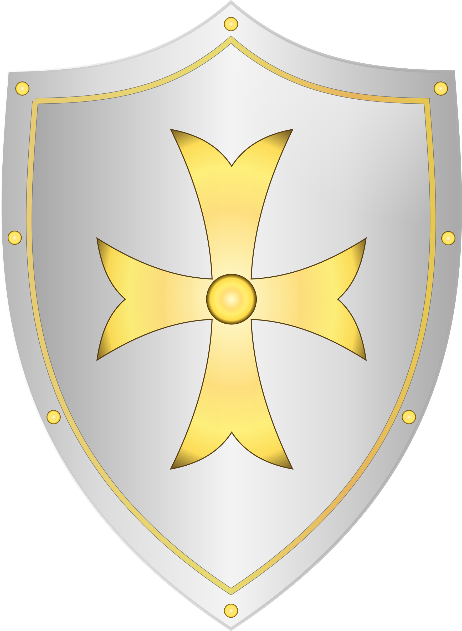 jpg freeuse library Classic Medieval Shield by Gribba