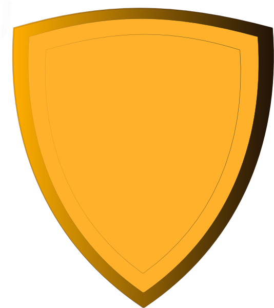svg library Gold Shield Clip Art at Clker