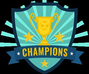 download Vector emblem soccer. Logo ai free download