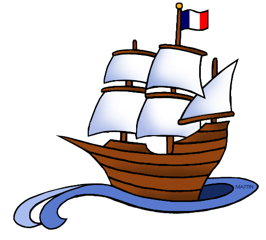clip art library stock Ship clipart. Explorers clip art by