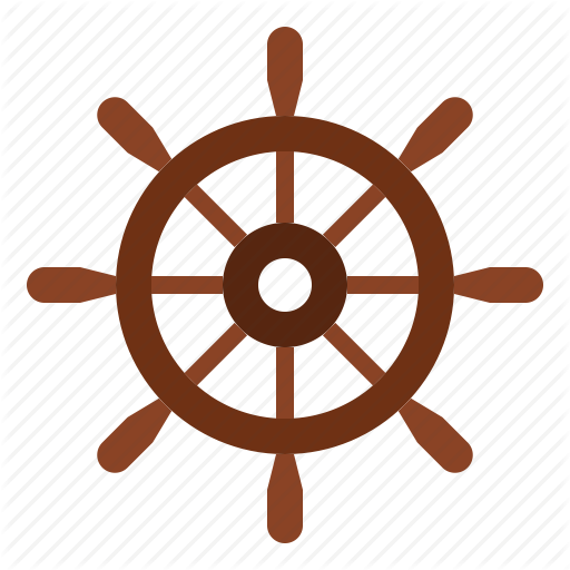 png free download Diving flat by turkkub. Ship steering wheel clipart