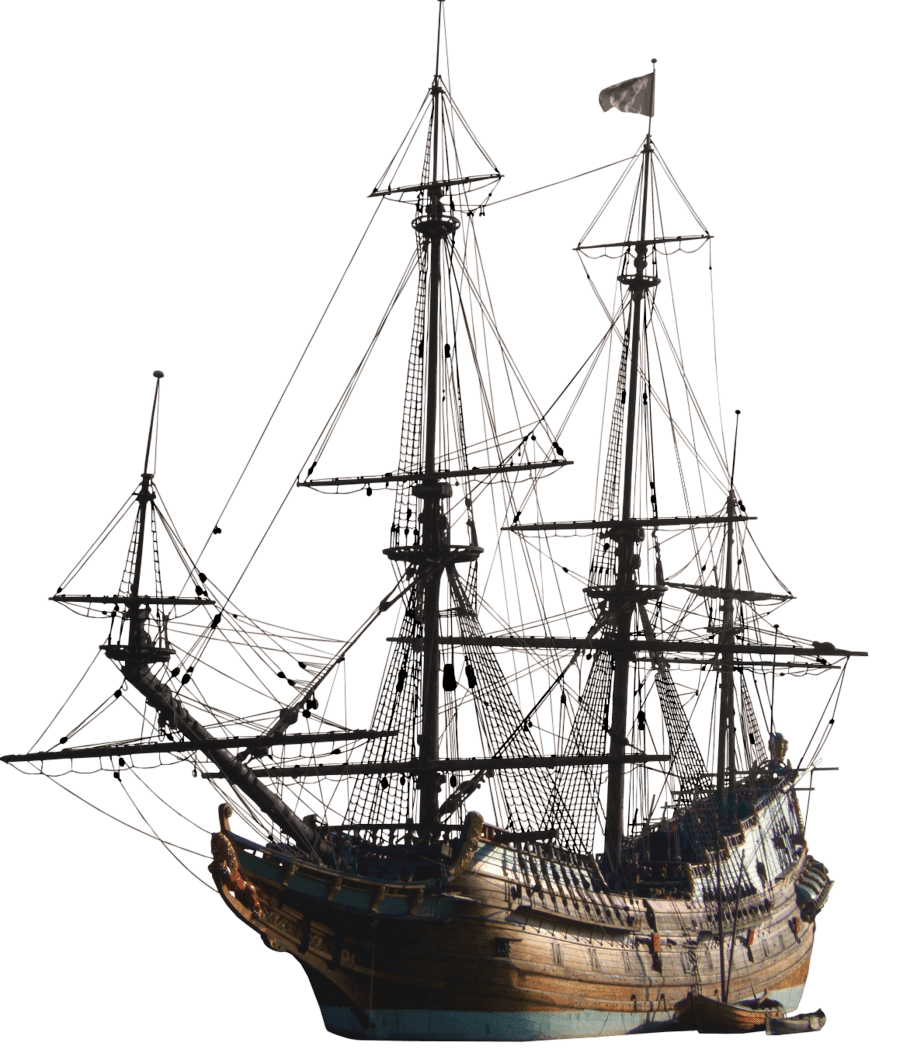 png black and white stock Ancient sailing png stickpng. Ship transparent