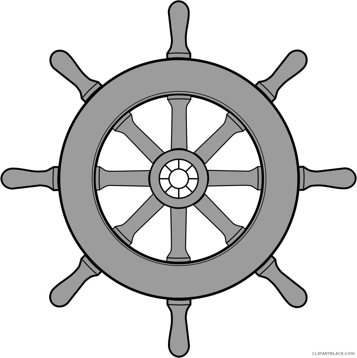 svg black and white download Page of clipartblack com. Ship wheel clipart black and white