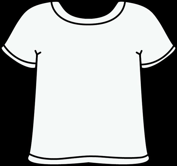 svg freeuse Shirt clipart. T clip art images.