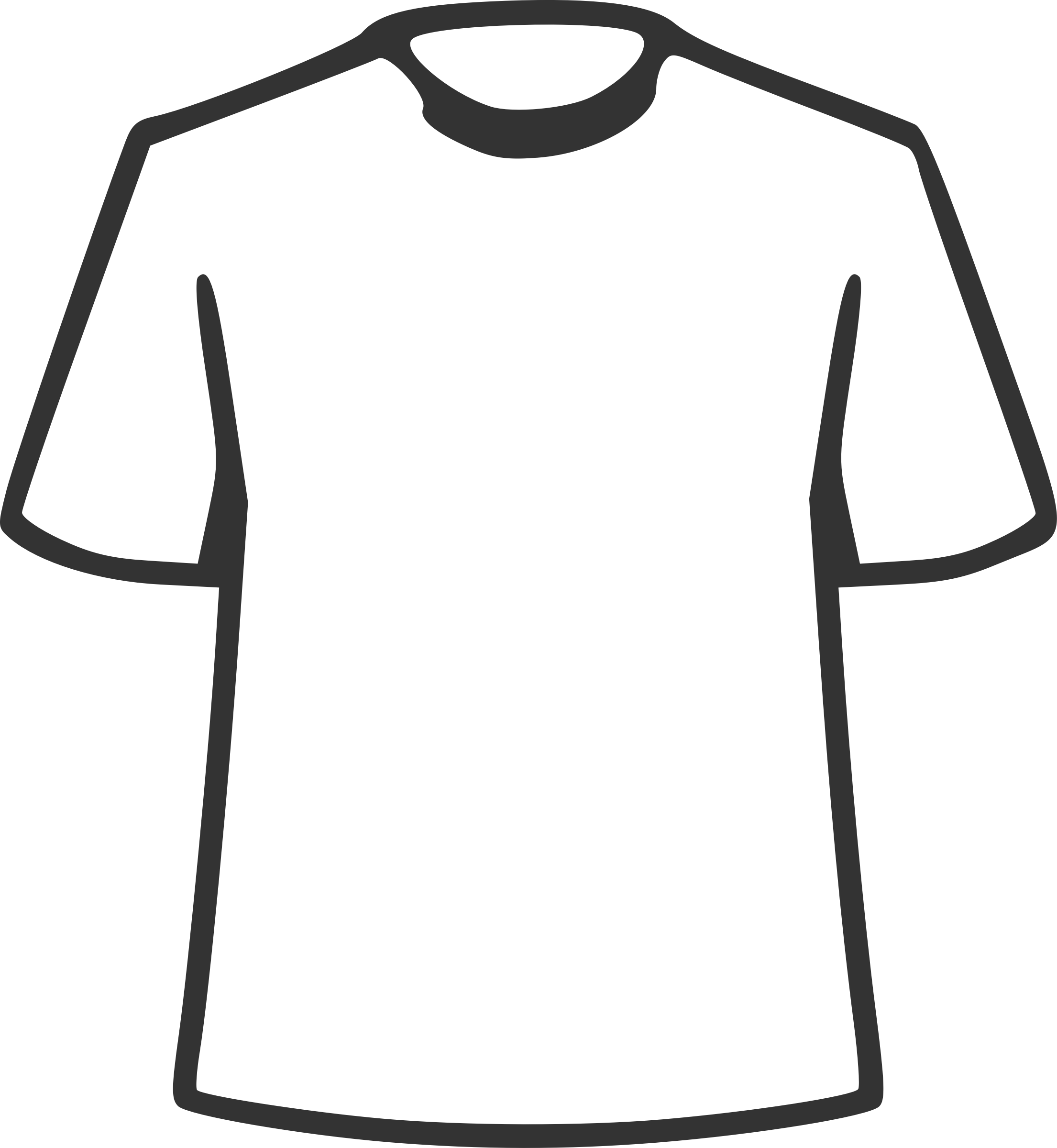 clip art black and white download Tshirt clipart. Simple shirt big image.