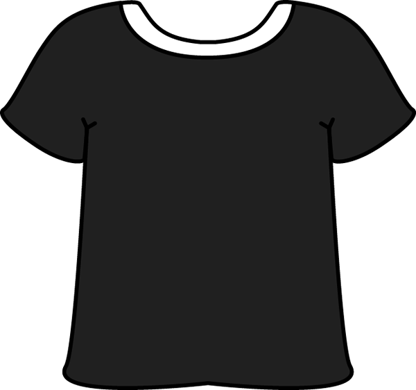 vector free library Shirt clipart. T clip art images.