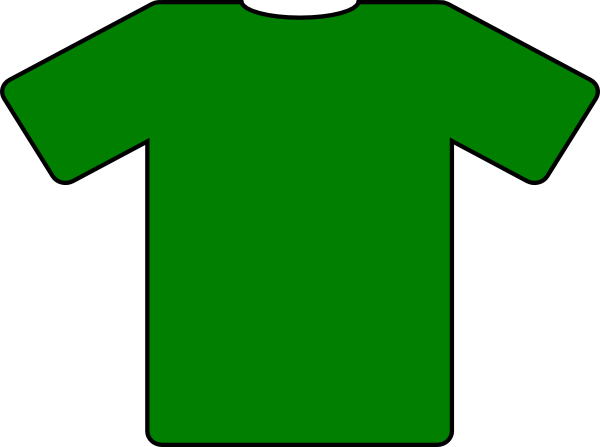 png free stock Green T