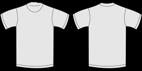 image library Shirts vector. Clothing shirt t apparel