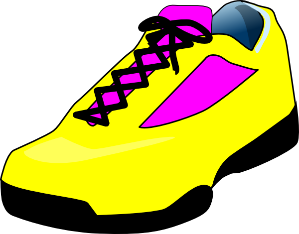 png royalty free Free clip art shoes. Shoe clipart